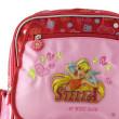 Školní batoh Winx Club - Víla Stella - Red Fairy - červený