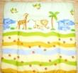 Přebalovací podložka bavlna 75 x 70 cm, různé desény - Safari
