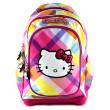 Školní batoh Hello Kitty - Yellow Square