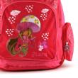 Školní batoh Winx Club - Víla Flora s deštníkem