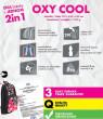Anatomický batoh OXY COOL COOL DAISY