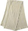 Letní deka bambusová proužek 100 x 135 cm - Letní deka bambusová 100 x 135 cm MODRO - ZELENÝ PROUŽEK