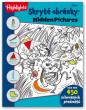 Skryté obrázky - Hidden Pictures č. 2
