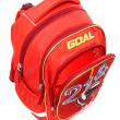 Školní batoh Goal - 3D nášivka kopačky a fotbalového míče - číslo 21