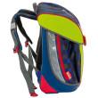 Školní batoh Scout - Formule - modro-zelený II.