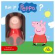Albi - Kde je Peppa?