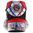 Školní batoh Fotbal - Plastová nášivka FB