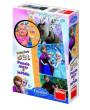 Puzzle Frozen dětský metr 150 dílků