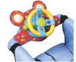 Volant do kočárku Taf Toys nezobra
