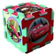 Pěnové puzzle Cars/Auta 32x32x1cm 8ks