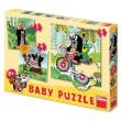 Baby Puzzle - Krtek na louce