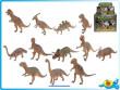 Dinosaurus plast 26-36cm různé druhy