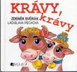 Knížka Leporelo Krávy, krávy