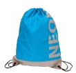 Sáček na cvičky Oxy - NEON BLUE