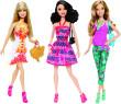 Barbie tropická party