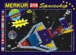 Merkur M 015 Raketoplán