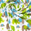 Bambusová zavinovačka, zelení sloni