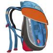 Školní batoh Scout - Helikoptéra a motorky