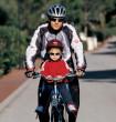 Cyklosedačka ORION OK Baby přední modrá