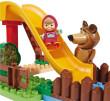 PlayBig Bloxx Máša a medvěd Pool Fun