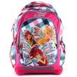 Školní batoh Winx Club Barevné kostky