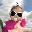 Baby Banz KIDZ RETRO- dětské sluneční brýle 2-5 let