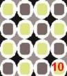Slunečník ke kočárku SPECIAL s UV filtrem - Design 10