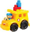 Mega Bloks First Builders školní autobus Sonny