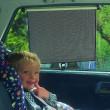 CLIPPASAFE Sluneční roleta rolovací 1ks