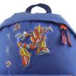 Batoh Fashion Line - Robot  - modrý