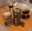 Lifefactory hrnek s cafe uzávěrem 350ml