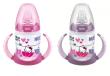 Láhev na učení Hello Kitty 150ml, silikonové pítko NUK 6 m+