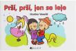 Knížka Leporelo Prší, prší, jen se leje