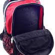Školní batoh Bakugan - Černo-červený
