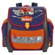 Školní aktovka Scout - 3D hasičské auto