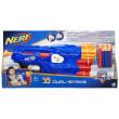 NERF Elite dual strike na dva druhy šipek