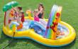 Bazénové hrací centrum Medvídek Pú INTEX 57136