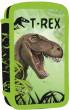 Dvoupatrový penál neplněný T-rex NEW 2016