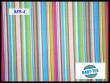Přebalovací podložka bavlna 75 x 70 cm, různé desény - Proužek růžový