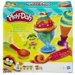 Play-Doh výroba zmrzlinek nezobra