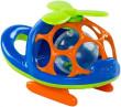 Hračka helikoptéra Oball OCopter 3m+ - Modrá