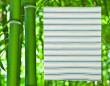 Letní deka bambusová proužek 100 x 135 cm