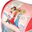 Školní aktovka Uno Cool - Fox - tři holky