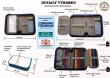 Školní pouzdro 1-klopa prázdné Galaxy Emipo