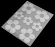 Reflexní nažehlovačky 9x12 cm