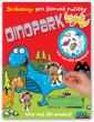 Skládanky pro šikovné ručičky - Dinopark