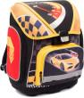 Školní SET batoh PREMIUM+penál+sáček  - AUTO - CAR nezobra