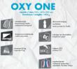 Anatomický batoh OXY ONE X-LINE