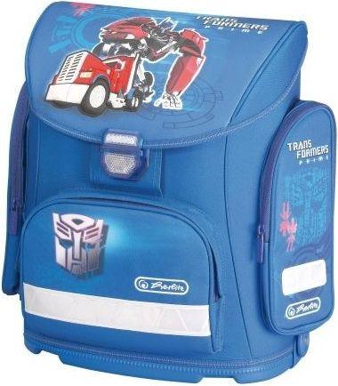 ... Školní batoh Herlitz Midi Transformers Optimus Prime modrý vybavený - nezobra ... 3ee8ce432c