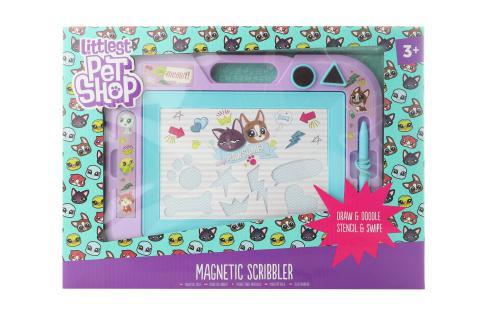Littlest Pet Shop magnetická tabulka